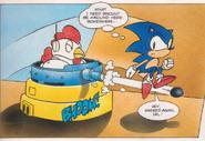 Clucker the Comic