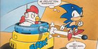 Clucker (Sonic the Comic)