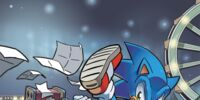 Archie Sonic Super Special Magazine Issue 5
