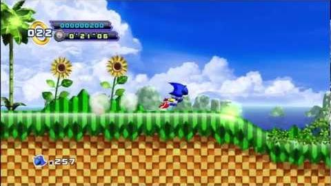 "Sonic the Hedgehog 4 Episode Metal Act 4 1'05""76 1080 HD"