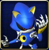 Metal Sonic Sonic 4