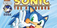 Archie Sonic the Hedgehog Issue 173