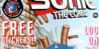 Sonic the Comic Issue 158