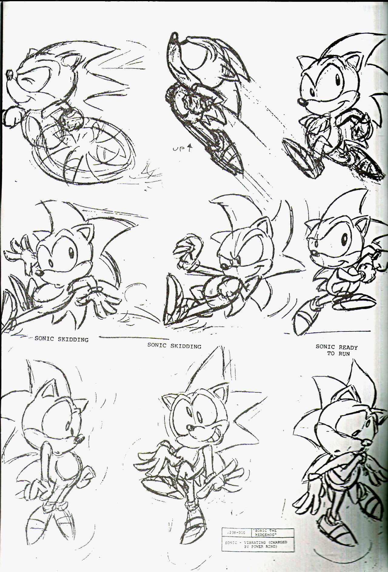 category sonic the hedgehog tv series characters sonic news