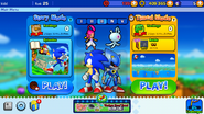 Sonic Runners update