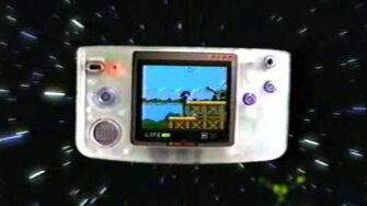 SNK Neo Geo Pocket Color Commercial