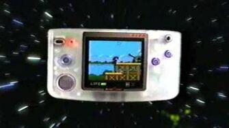 SNK Neo Geo Pocket Color Commercial
