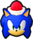 Sonic Runners Christmas Sonic Icon