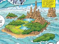 Cocoa Island Archie