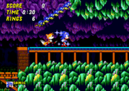 Did you see something Tails