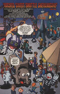 Sonic X issue 8 page 3