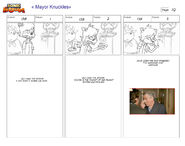 Mayor Knuckles storyboard 2
