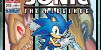 Archie Sonic the Hedgehog Issue 232