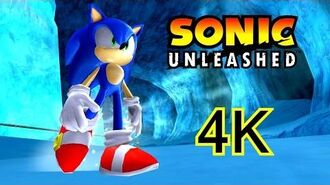 Sonic Unleashed Wii - Cool Edge Day - 4K 60 FPS