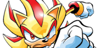 Super Shadow (Pre-Super Genesis Wave)