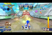 Sonic Free Riders - Gameplay 06