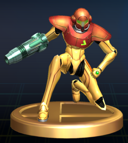File:Samus (Power Suit) - Brawl Trophy.png