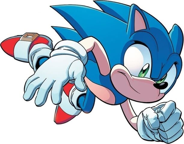 File:Sonic the Hedgehog (Archie).jpg