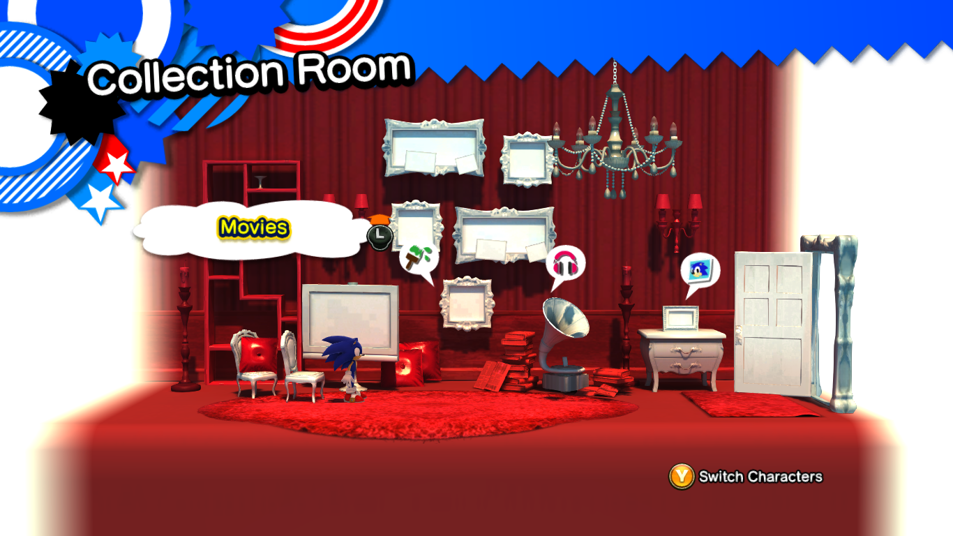 . Collection Room   Sonic News Network   FANDOM powered by Wikia