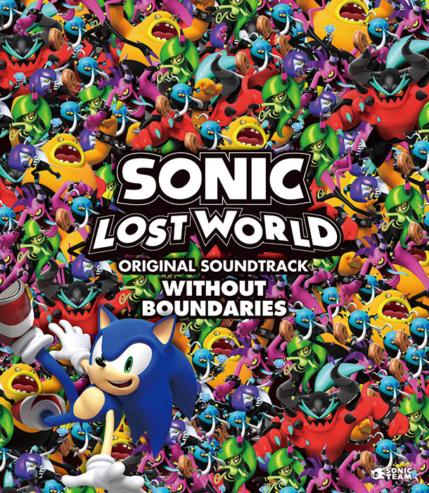 Without Boundaries Sonic Lost World Original Soundtrack