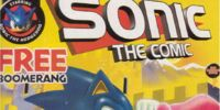 Sonic the Comic Issue 138