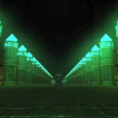 Pasillo del Templo