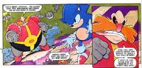Advanced badniks of Comic