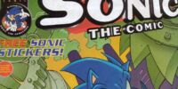 Sonic the Comic Issue 191