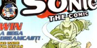 Sonic the Comic Issue 180