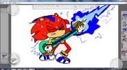 Lightning and ShockStar