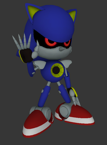 File:Sonic Generations Metal Sonic Model 02.png