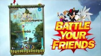 Sonic Jump Fever Launch Trailer