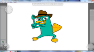 Perry the Platypus By Metal