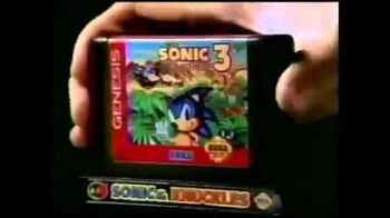 1994 Sonic & Knuckles Commercial - 'Good and Evil' USA