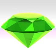 Green emerald runners
