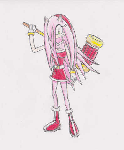 File:YoshiWii1's Amy Rose.png