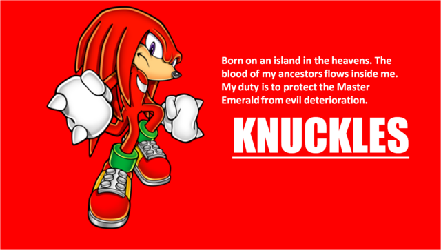 File:Knuckles, Fan-Art.png