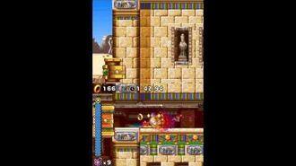 DesMuMe Sonic Rush Mirage Road Act 1 - Blaze, 1080p 60FPS