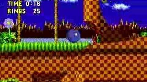 Sonic The Hedgehog - Green Hill Zone Act