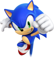 Sonic Colors Punching
