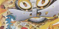 Lava Reef Zone (Sonic the Comic)