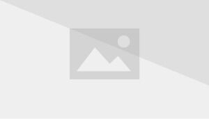File:Knuckles and his most dangerous (and actually only) invention.png