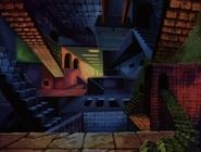 Floating Island labyrinth