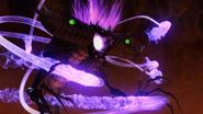 Dark Gaia going for the kill