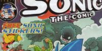 Sonic the Comic Issue 205