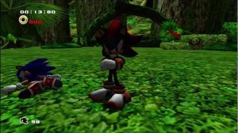 Sonic Adventure 2 Sonic the Hedgehog Round 1 1080 HD
