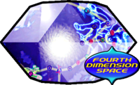 Sonic Shuffle - Fourth Dimension Space icon