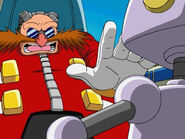 Ep21 Eggman playing chess with a bot
