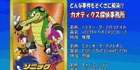 Chaotix (Sonic X)