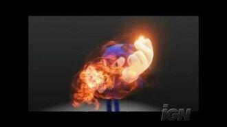 Sonic and the Secret Rings Nintendo Wii Trailer - Teaser